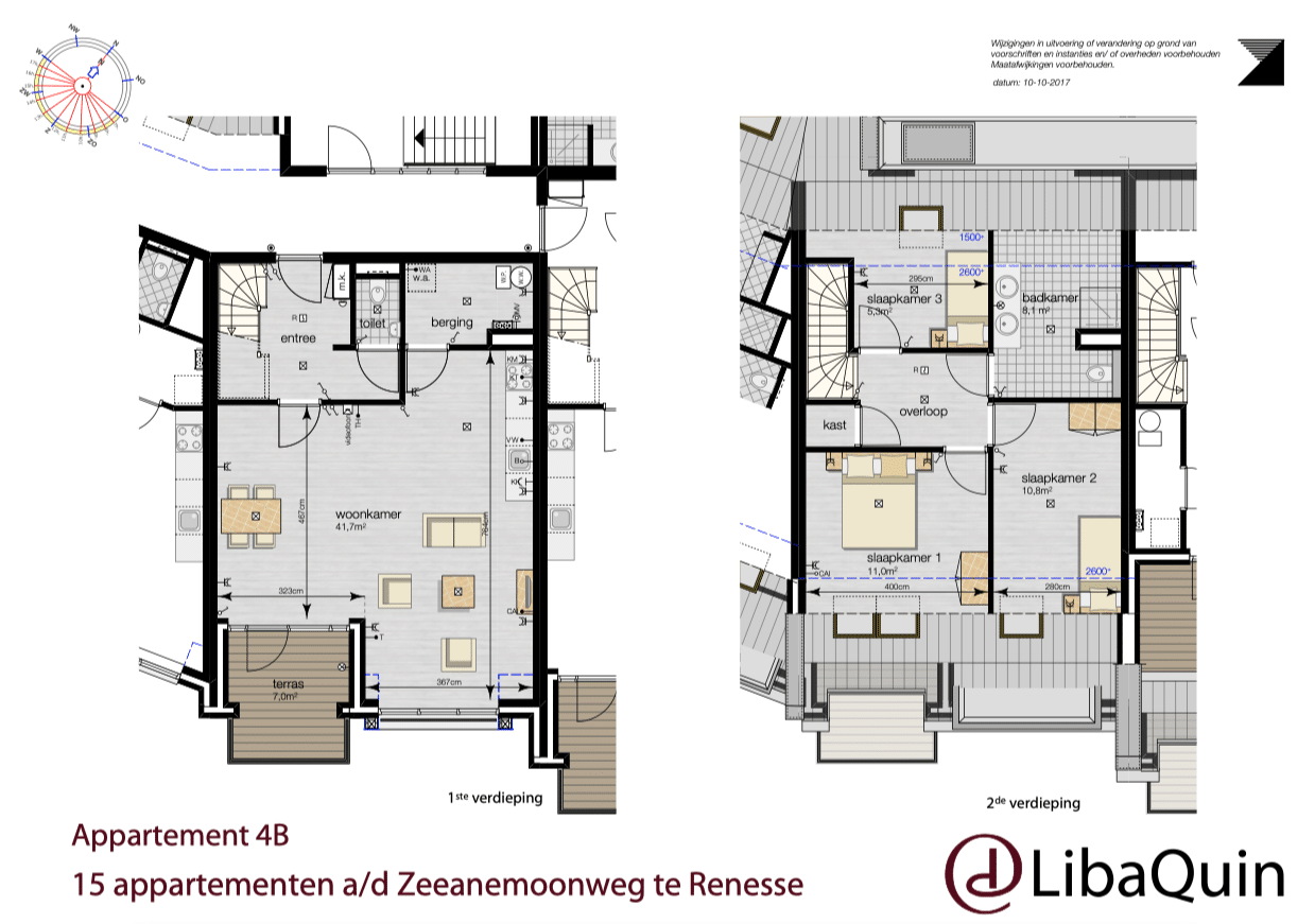 Appartement 4B LibaQuin